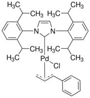 [1,3-Bis(2,6-diisopropylphenyl)imidazol-2-ylidene]chloro[3-phenylallyl]palladium(II) CAS 884879-23-6
