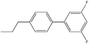 4-propyl-3′,5′-difluorobiphenyl CAS 137528-87-1