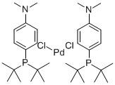BIS(DI-TERT-BUTYL(4-DIMETHYLAMINOPHENYL)PHOSPHINE)DICHLOROPALLADIUM(II) CAS 887919-35-9