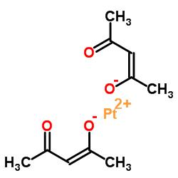 Platinum bis(acetylacetonate) CAS 15170-57-7