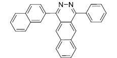 1-(naphthalen-2-yl)-4- phenylbenzo[g]phthalazine CAS WENA-0064