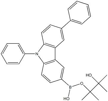 3,?9-?diphenylcarbazole-6-Boronic acid pinacol ester CAS 1359833-28-5
