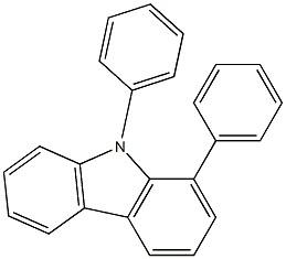 9-(Biphenyl-4-yl)carbazole CAS 6299-16-7