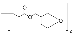 Bis(3,4-epoxycyclohexylmethyl) adipate CAS 3130-19-6