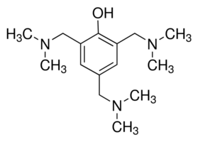 2,4,6-Tris(dimethylaminomethyl)phenol CAS 90-72-2