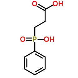 3-Hydroxyphenylphosphinyl-propanoic acid CAS 14657-64-8