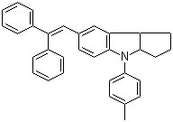 7-(2,2-Diphenylethenyl)-1,2,3,3a,4,8b-hexahydro-4-(4-methylphenyl)-cyclopent[b]indole CAS 213670-22-5
