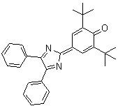 2,6-di-tert-butyl-4-(4,5-diphenyl-2H-iMidazol-2-ylidene)cyclohexa-2,5-dienone CAS 1749-80-0