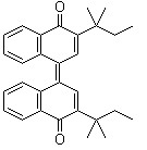 2-(1,1-diMethylpropyl)-4-[3-(1,1-diMethylpropyl)-4-oxo-1(4H)-naphthalenylidene]-1(4H)-Naphthalenone CAS 334634-19-4
