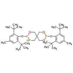 Bis(2,6-di-ter-butyl-4-methylphenyl)pentaerythritol-diphosphite CAS 80693-00-1