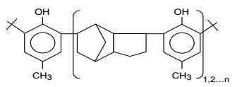 Poly(dicyclopentadiene-co-p-cresol) CAS 68610-51-5