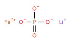 LITHIUM IRON PHOSPHATE (LFP) CAS 15365-14-7