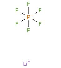 LiPF6 CAS 21324-40-3