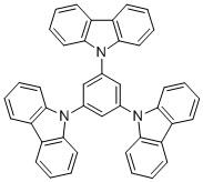 1,3,5-Tri(9-carbazolyl)benzene CAS 148044-07-9