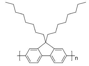 POLY(9 9-DI-N-OCTYLFLUORENYL-2 7-DIYL) CAS 19456-48-5