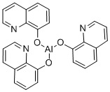 8-Hydroxyquinoline aluminum salt CAS 2085-33-8