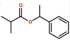LAlpha-Methylbenzyl Isobutyrate CAS 7775-39-5