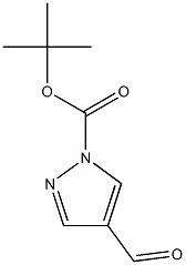 tert-Butyl 4-forMyl-1H-pyrazole-1-carboxylate CAS 821767-61-7
