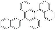 9-(1-naphthyl)-10-(2-naphthyl) anthracene CAS 855828-36-3