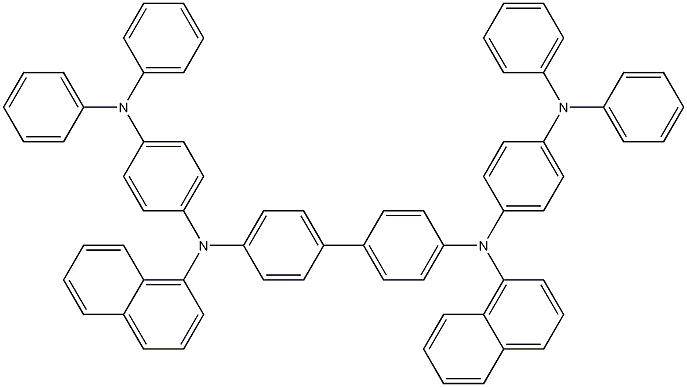 [1,1′-Biphenyl]-4,4′-diamine, N4,N4′-bis[4-(diphenylamino)phenyl]-N4,N4′-di-1-naphthalenyl- CAS 910058-11-6