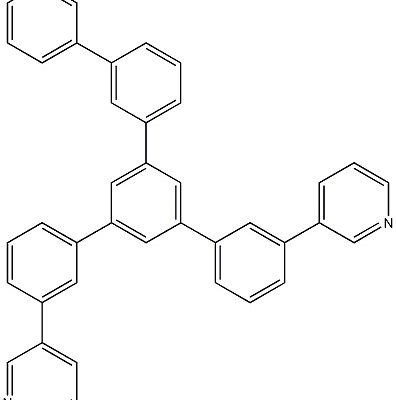 "3,3′-[5′-[3-(3-Pyridinyl)phenyl][1,1′:3′,1""-terphenyl]-3,3""-diyl]bispyridine CAS 921205-03-0"