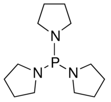 TRIS(1-PYRROLIDINYL)PHOSPHINE CAS 5666-12-6