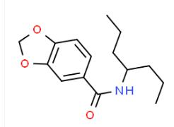 N-heptan-4-ylbenzod1-3-dioxole-5-carboxamide CAS 745047-51-2