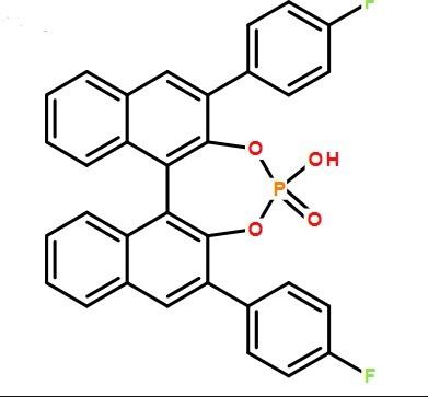 R-2-(4-fluorocyclohexyl)-6-(4-fluorophenyl)-4-hydroxydinaphtho[2,1-d:1′,2′-f][1,3,2]dioxaphosphepine 4-oxide CAS 1254771-83-9