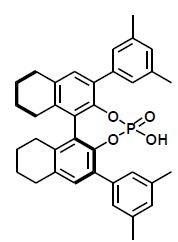 S-3,3′-bis(3,5-diMethylphenyl)-5,5′,6,6′,7,7′,8,8′-octahydro-1,1′-binaphthyl-2,2′-diyl hydrogenphosphate CAS WICPC00004