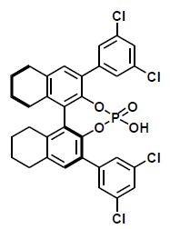 S-2,6-bis(3,5-dichlorophenyl)-4-hydroxy-8,9,10,11,12,13,14,15-octahydrodinaphtho[2,1-d:1′,2′-f][1,3,2]dioxaphosphepine 4-oxide CAS WICPC00011