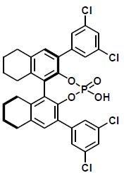 R-2,6-bis(3,5-dichlorophenyl)-4-hydroxy-8,9,10,11,12,13,14,15-octahydrodinaphtho[2,1-d:1′,2′-f][1,3,2]dioxaphosphepine 4-oxide CAS WICPC00012