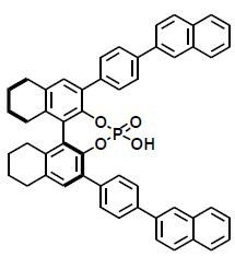 S-4-hydroxy-2,6-bis(4-(naphthalen-2-yl)phenyl)-8,9,10,11,12,13,14,15-octahydrodinaphtho[2,1-d:1′,2′-f][1,3,2]dioxaphosphepine 4-oxide CAS WICPC00013