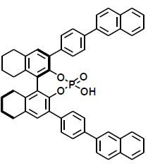 R-4-hydroxy-2,6-bis(4-(naphthalen-2-yl)phenyl)-8,9,10,11,12,13,14,15-octahydrodinaphtho[2,1-d:1′,2′-f][1,3,2]dioxaphosphepine 4-oxide CAS WICPC00014