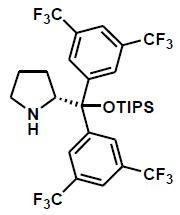 (R)-2-[Bis[3,5-bis(trifluoromethyl)phenyl][[trisisopropylsilyl]oxy]methyl]pyrrolidine CAS WICPC00018