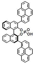 (S)-4-hydroxy-2-(pyren-1-yl)-6-(pyren-2-yl)dinaphtho[2,1-d:1′,2′-f][1,3,2]dioxaphosphepine 4-oxide CAS WICPC00032