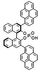 (R)-4-hydroxy-2-(pyren-1-yl)-6-(pyren-2-yl)dinaphtho[2,1-d:1′,2′-f][1,3,2]dioxaphosphepine 4-oxide CAS WICPC00033