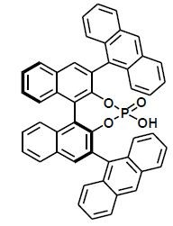 (11bS)-2,6-Di-9-anthracenyl-4-hydroxy-dinaphtho[2,1-d:1¦Ì,2¦Ì-f][1,3,2]dioxaphosphepin-4-oxide CAS WICPC00038