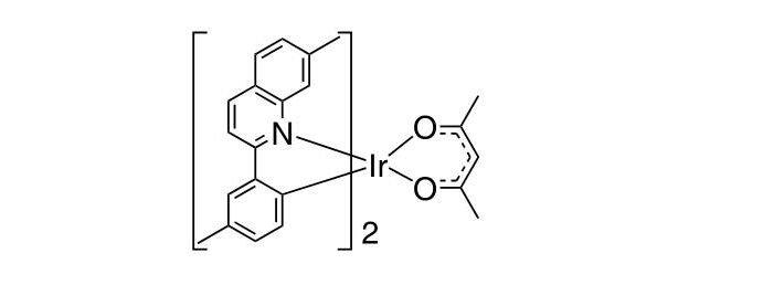 Ir(dmpq)2(acac) CAS 909542-64-9