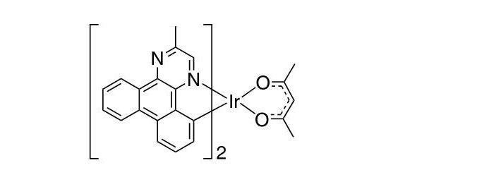 Ir(MDQ)2(acac) CAS 536755-34-7