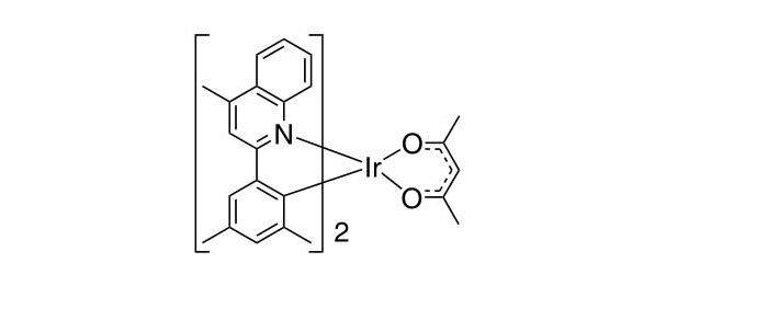 Ir(mphmq)2(acac) CAS 1228537-77-6