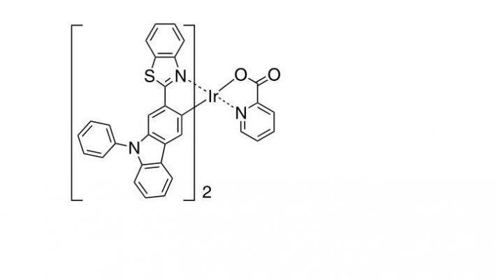 Ir(2-BtcPh)2(pic) CAS 1452824-22-4