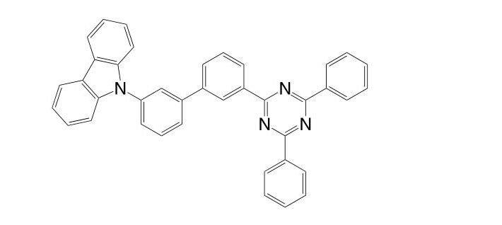 Cz-m2Ph-TRZ CAS 1106730-56-6