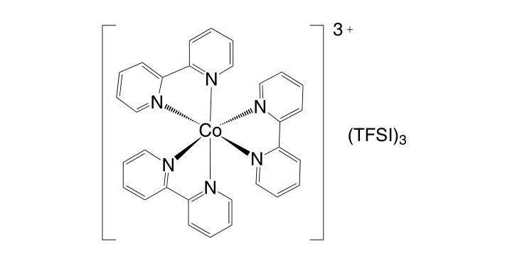 Co(III)(bpy)3(TFSI)3 CAS 1353745-91-1