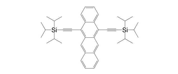 5,12-TIPS-Tetracene CAS 628316-50-7