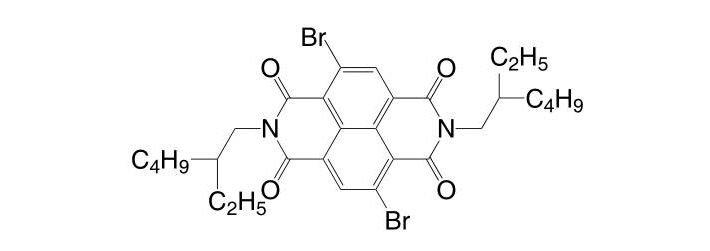 4,9-Dibromo-2,7-bis(2-ethylhexyl)benzo[lmn][3,8]phenanthroline-1,3,6,8(2H,7H)-tetraone CAS 1088205-02-0