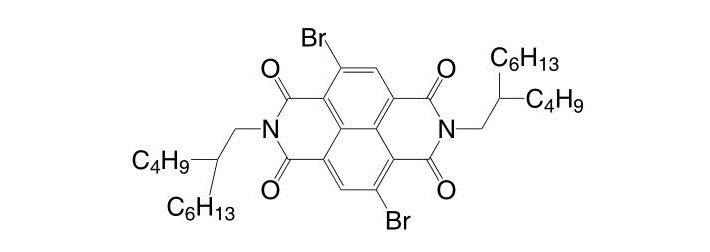 4,9-Dibromo-2,7-bis(2-butyloctyl)benzo[lmn][3,8]phenanthroline-1,3,6,8(2H,7H)-tetraone CAS 1614253-96-1
