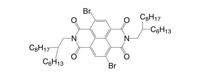 4,9-Dibromo-2,7-bis(2-hexyldecyl)benzo[lmn][3,8]phenanthroline-1,3,6,8(2H,7H)-tetraone CAS 1459168-68-3
