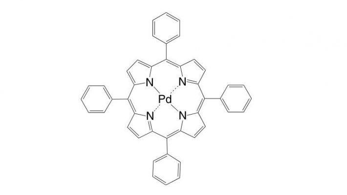 PdTPP CAS 14187-13-4