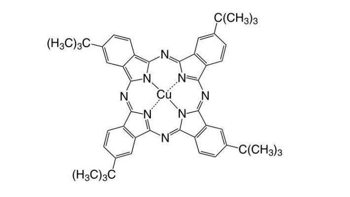 Copper(II) 2,9,16,23-tetra-tert-butylphthalocyanine CAS 39001-64-4