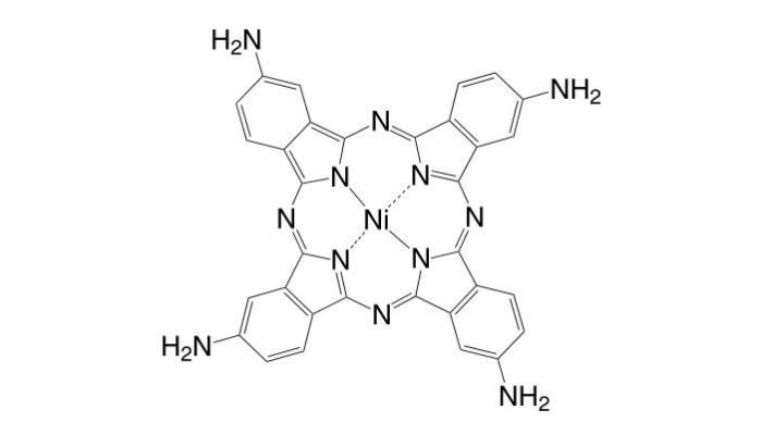 Nickel(II) 2,9,16,23-tetraamino-phthalocyanine CAS 27680-33-7